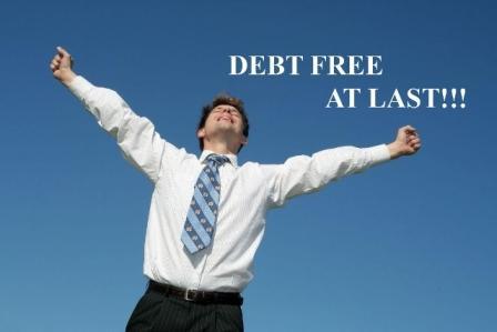 bebas hutang akhirnya