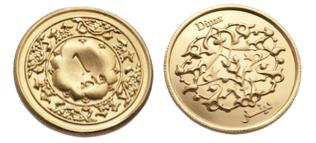 syiling emas 1 dinar public gold
