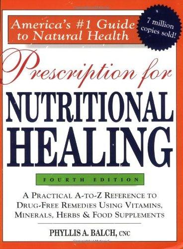 buku nutritional healing