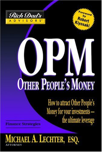 Other People Money Kiyosaki Book