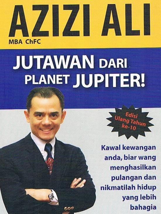 Buku Jutawan Dari Planet Jupiter