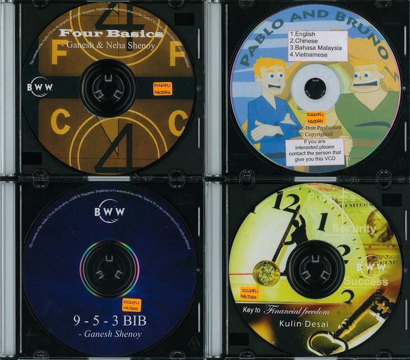 CD peningkatan diri