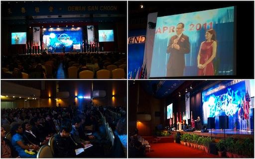 seminar kejayaan diri