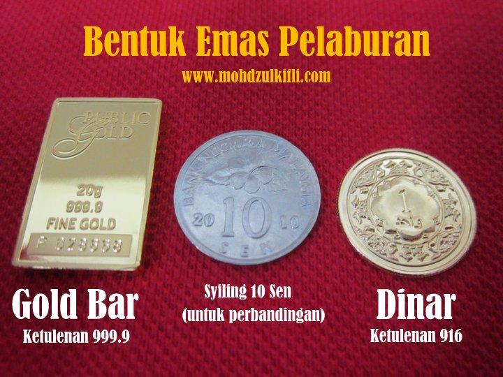 jongkong dinar emas public gold