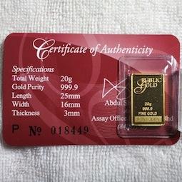 Post image for Cara Mudah Beli Emas Public Gold (Online)