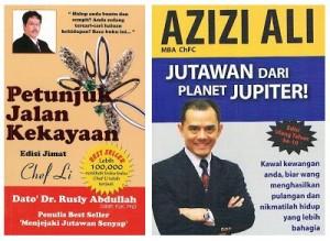 Buku Petunjuk Jalan Kakayaan Jutawan Planet Jupiter