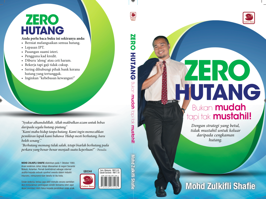 cover buku zero hutang