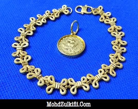barang kemas d-series public gold