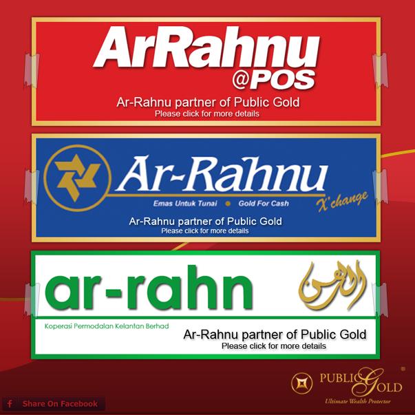 ar-rahnu public gold