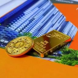 Kebebasan Kewangan Dengan Menabung Emas
