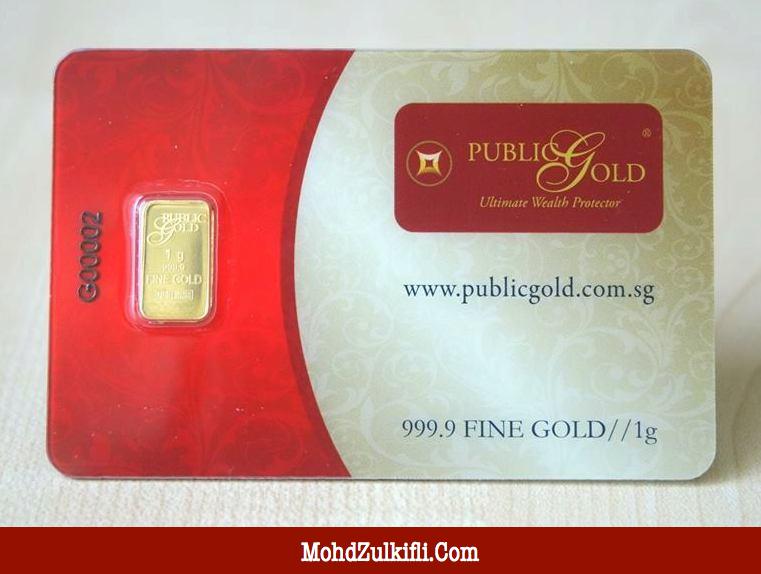 gold bar lbma public gold 1 gram