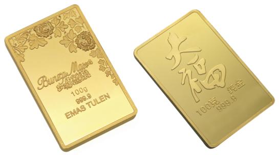 bungamas tai fook public gold