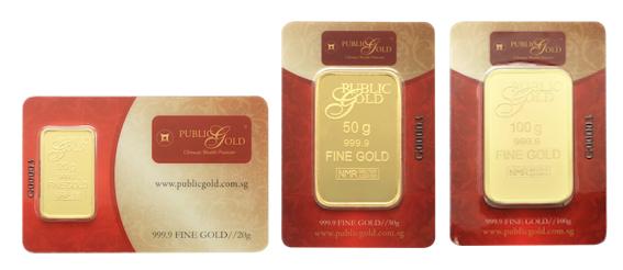 publi gold bar LBMA