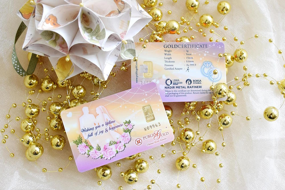 emas public gold bar 1 gram edisi 2017 wedding