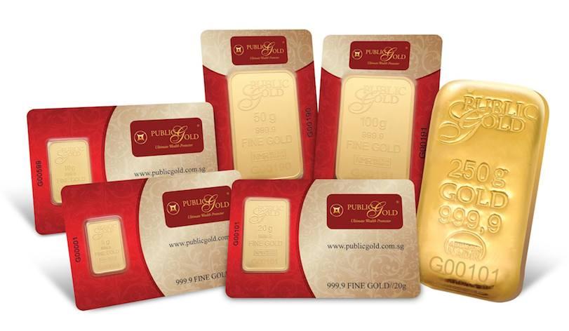 public gold gold bar lmba