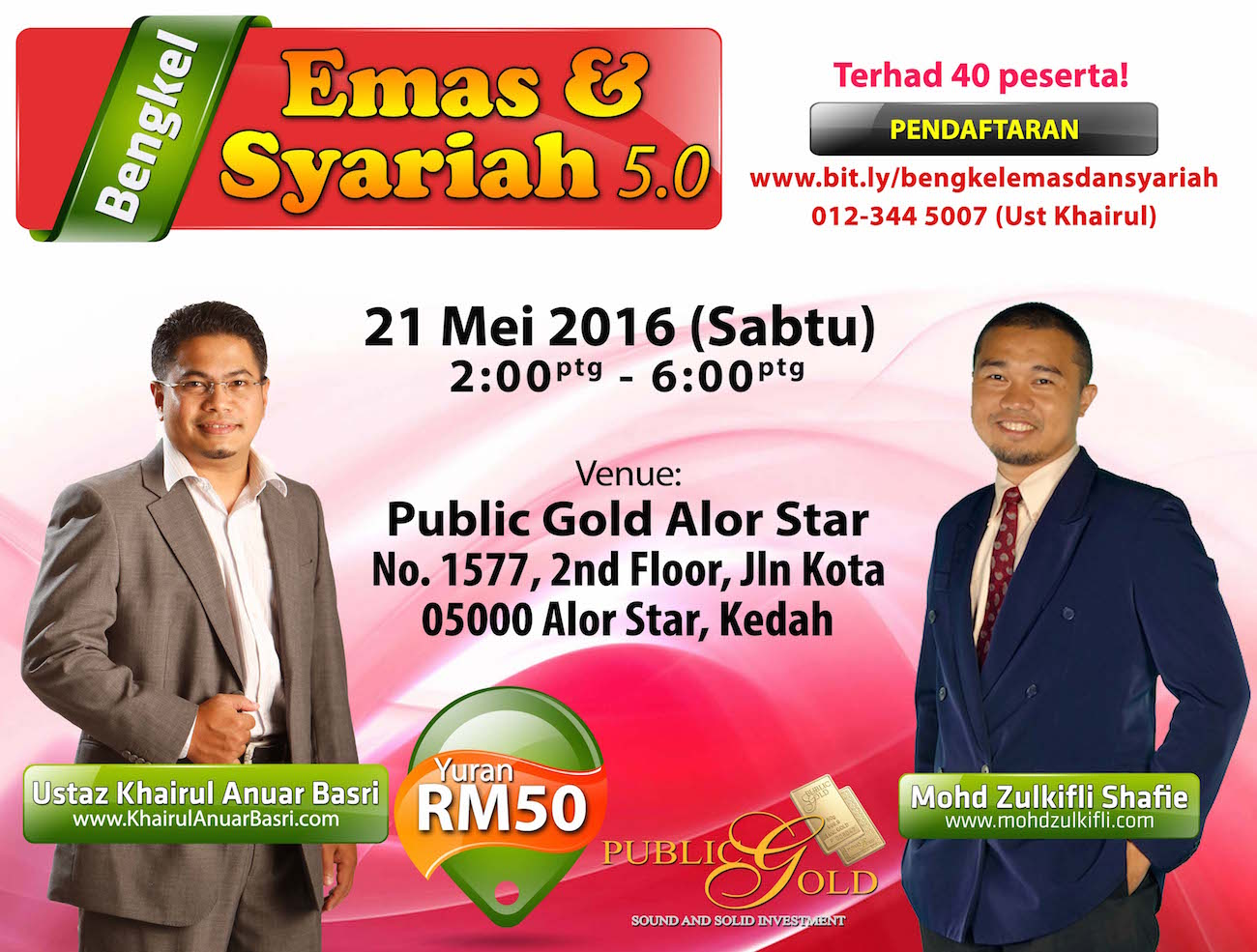 Poster - BEDS (Alor Star)