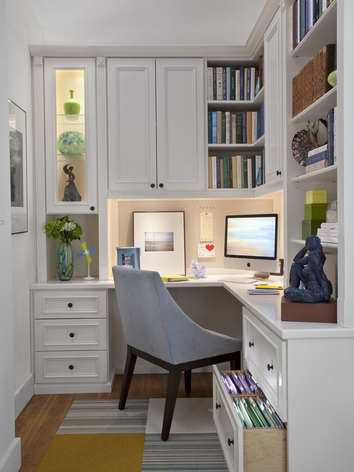 pejabat di rumah