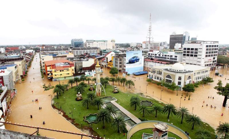 banjir-kota-bharu-kelantan