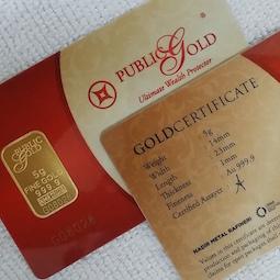 Post image for Ar-Rahnu Terbaik Pajak Emas Public Gold