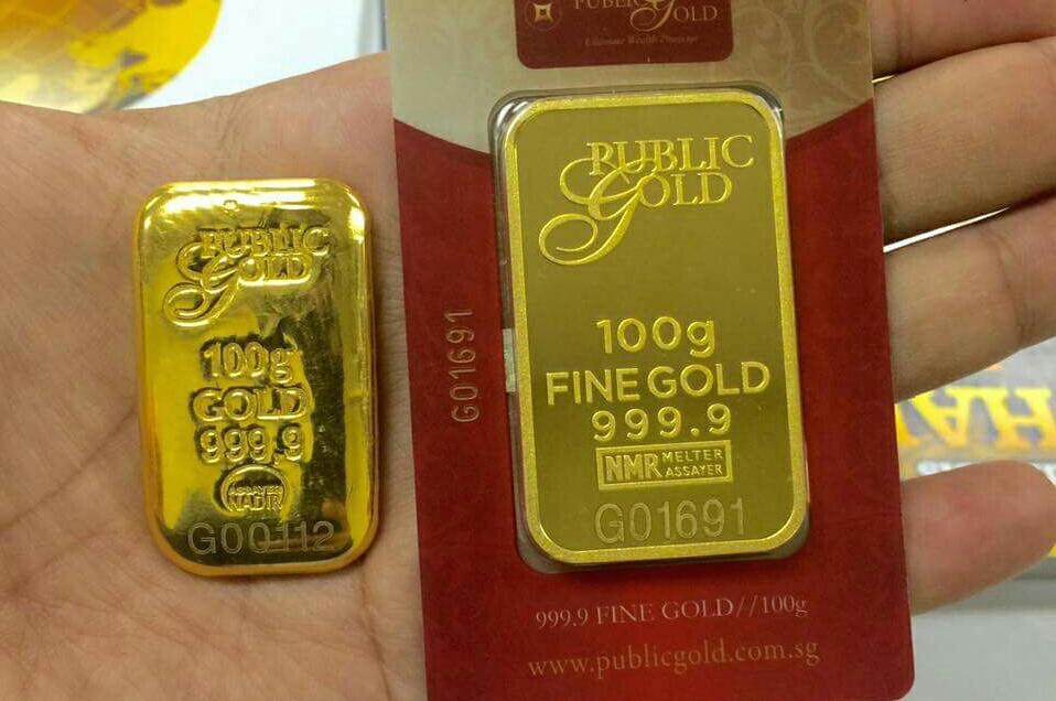 jongkong gold bar emas public gold 100 gram lbma crop