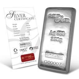 Post image for Kenapa Pakar Lebih Suka Silver Berbanding Emas?