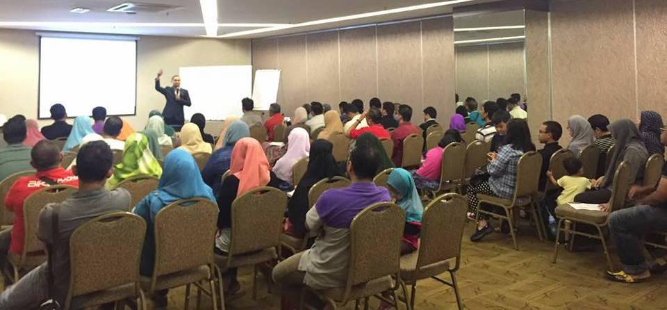 seminar emas, seminar public gold, seminar pelaburan emas