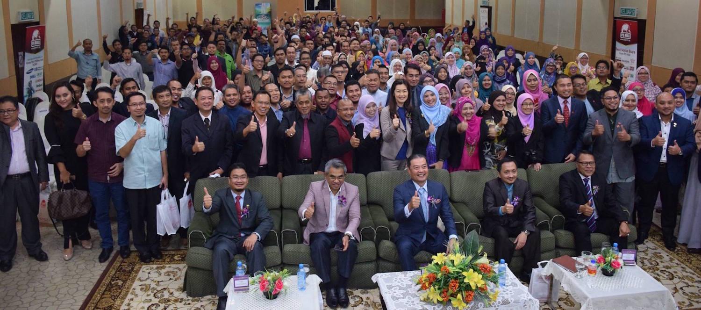 seminar emas dan shariah public gold tabung haji