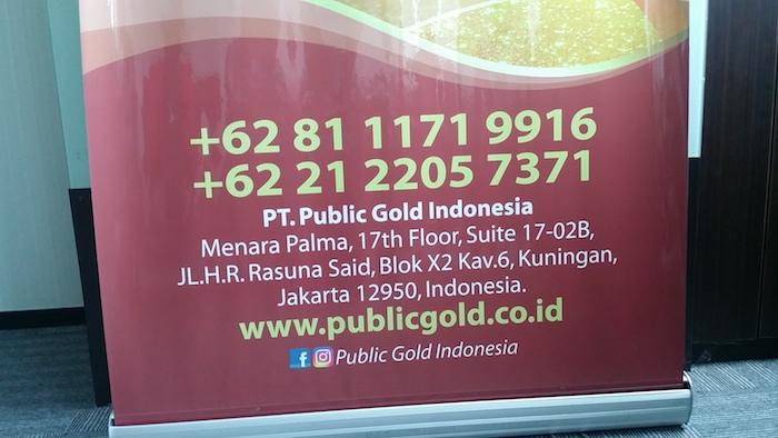 05 alamat public gold indonesia menara palma jakarta