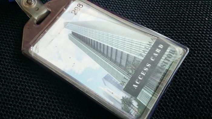 07 access card menara palma jakarta