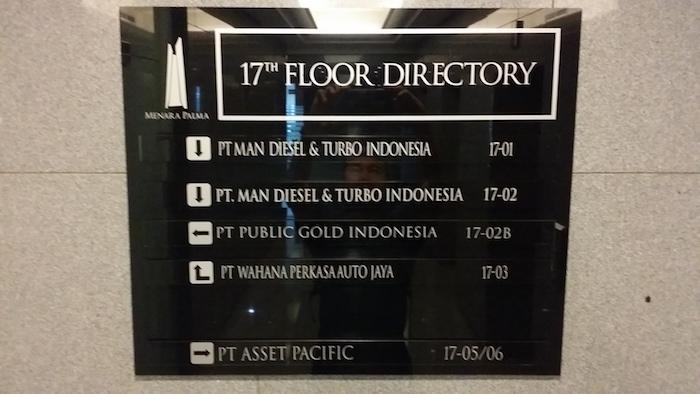 08 public gold indonesia lantai 17 menara palma
