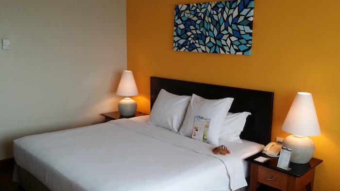 27 kamar novotel hotel jogja