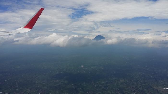 35 gunung api merapi jogja indonesia