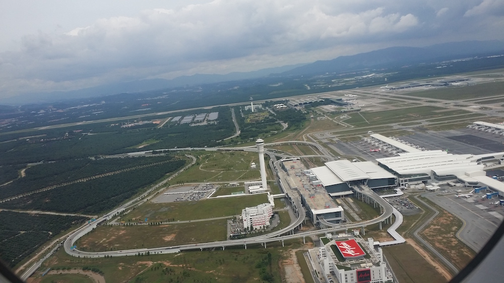 klia 2 kuala lumpur international airport 2018-01-25