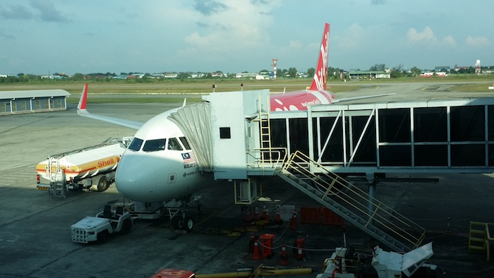 air asia miri airport