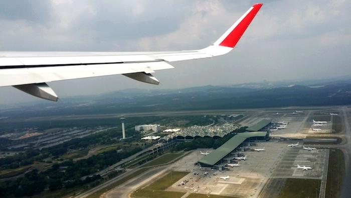kuala lumpur international airport terminal 1