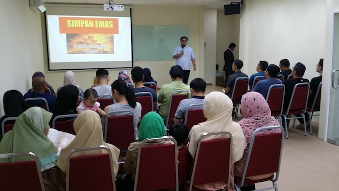 zulhilmi dealer public gold brunei seminar public gold miri