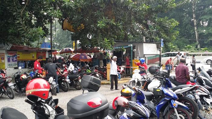 kedutaan besar republik indonesia kuala lumpur 07 parkir