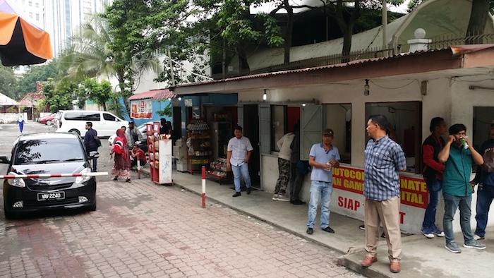 kedutaan besar republik indonesia kuala lumpur 08 parkir