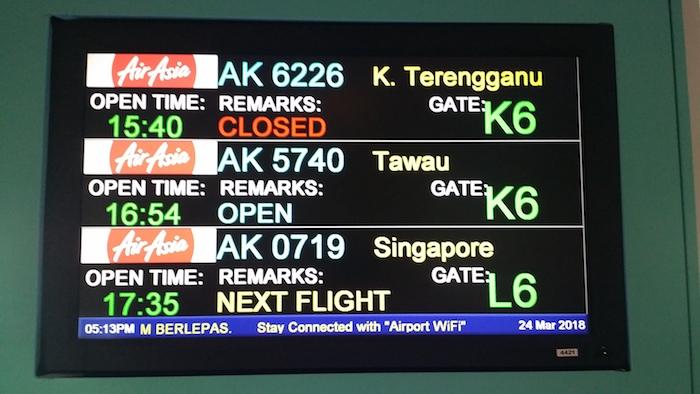 penerbangan air asia tawau klia2