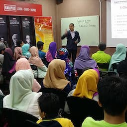 Post image for Seminar Emas Public Gold di Besut, Terengganu (Julai 2018)